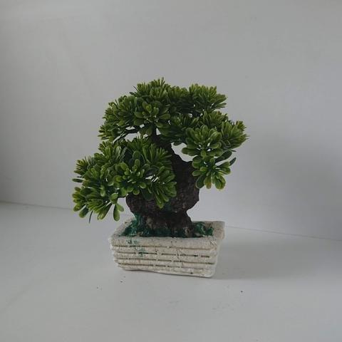 Bonsai obdélníkový květináč