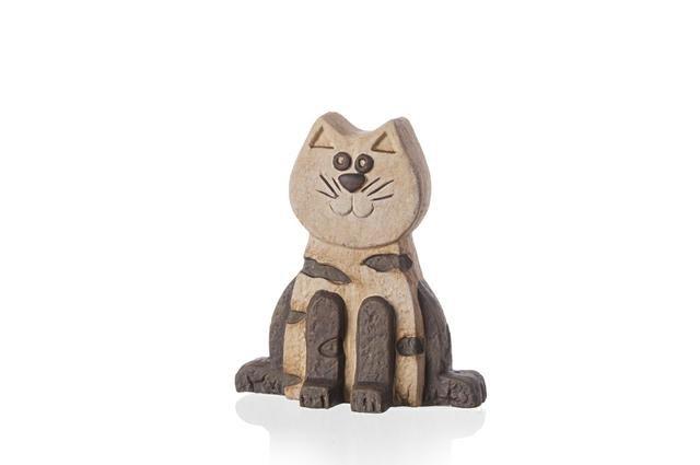 Kočka MG béžová malá