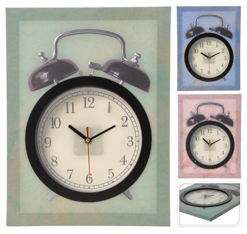 Obraz hodiny - budík