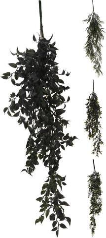 Umělá květina závěsná 3 druhy