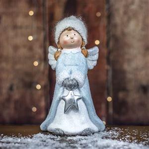 Anděl dekorační X2605
