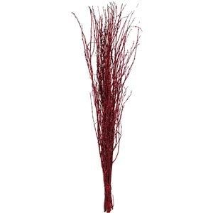 dekor.větve červené 80cm P0064