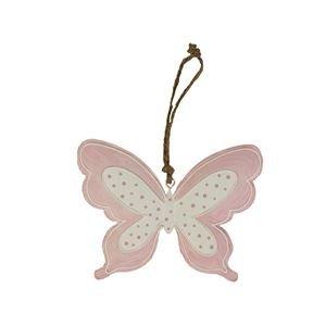Kovový motýl k zavěšení K1452/2