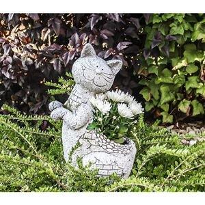 Květináč kočka X3252