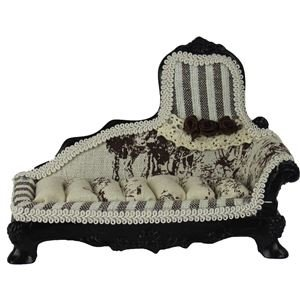 Sofa na šperky béžová X0216