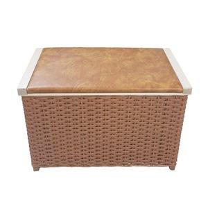 koš na prádlo-lavička světle hnědá 79540/H