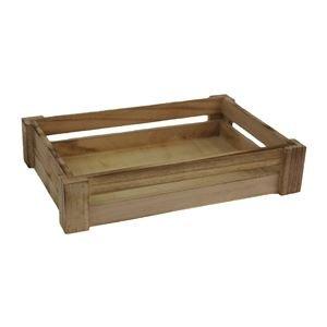 Bedýnka dřevěná D1881/S