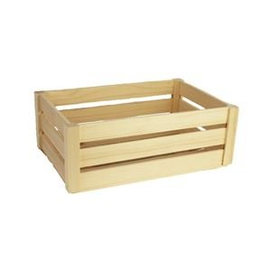 Dřevěná bedýnka 097042