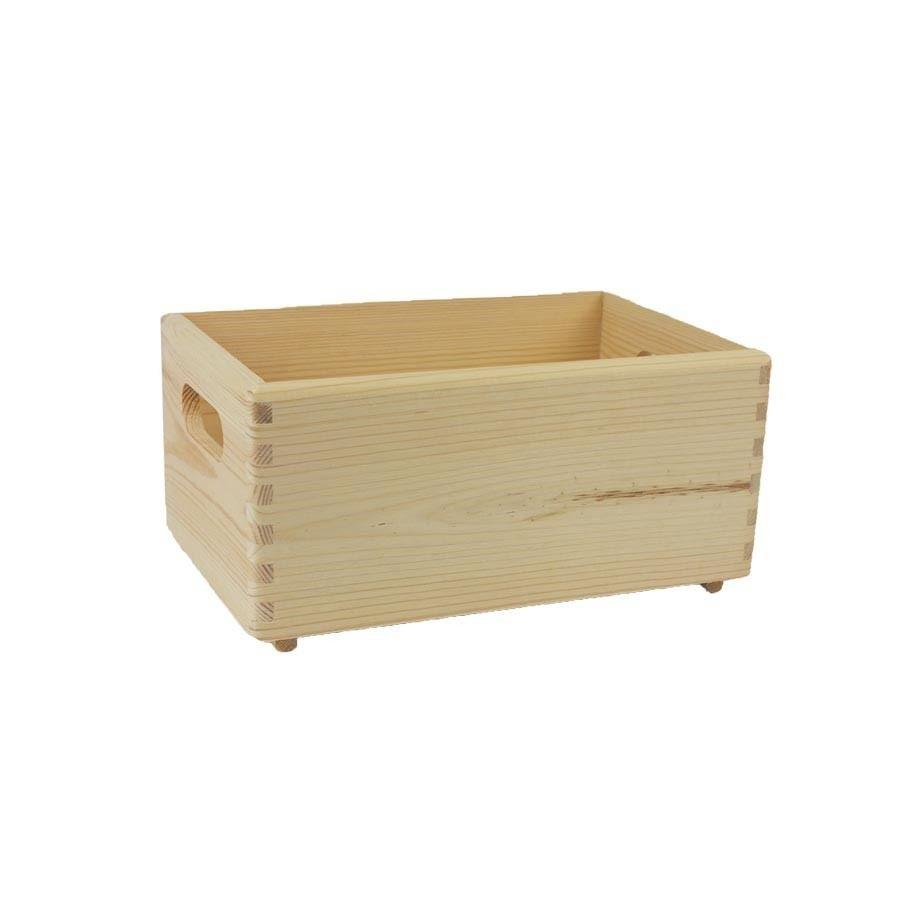 Dřevěná bedýnka 097086
