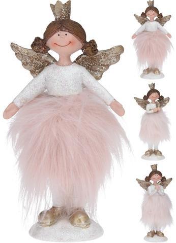 Anděl s korunkou